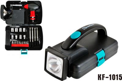 Комплект инструментов Komfort kf-1015 454545