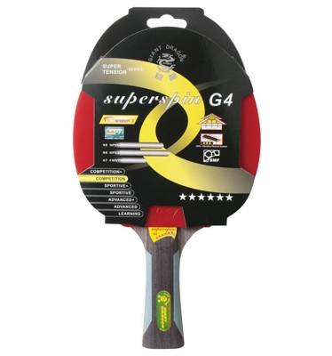 giant dragon Ракетка для настольного тенниса Giant Dragon Superspin G4 ST12601