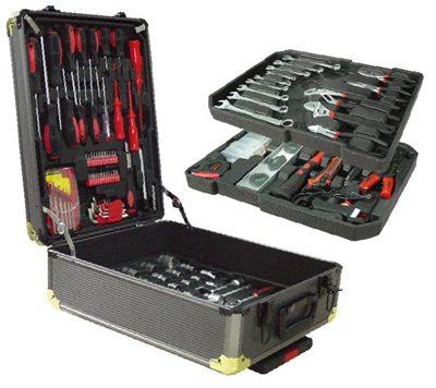Набор инструментов в чемодане, 187 предметовST-1069 378554