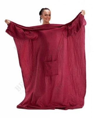 Одеяло с рукавами Уютная зима 357899