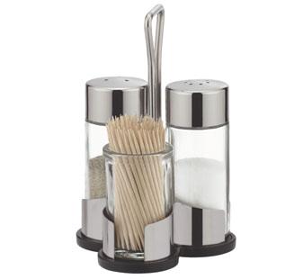 Набор соль-перец-зубочистки Tescoma 650322 154466