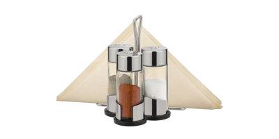 Набор соль-перец-паприка-салфетки Tescoma 650334 785223