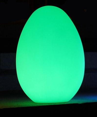 Cветильник cветодиодный в форме яйца B26 123343