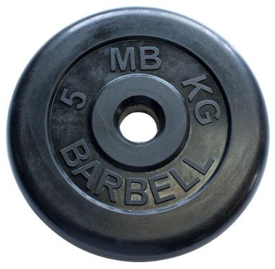 Диск обрезиненный Mb-Atlet B31-5 411441