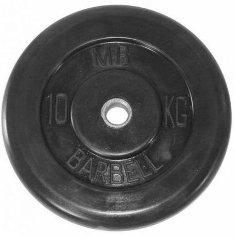 Диск обрезиненный Mb-Atlet B31-10 422554