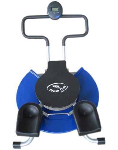 Тренажер для пресса, бедер, ягодиц Gym Form Power Disc 654646